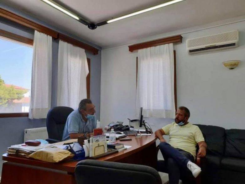 Στην Αλόννησο ο Αλέξανδρος Μεϊκόπουλος