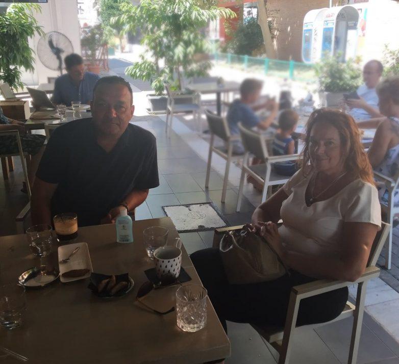 Συναντήσεις Κατερίνας Παπανάτσιου με το Σύλλογο καταστηματαρχών εστίασης και Εμπορικό Σύλλογο
