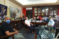 Σύσκεψη για τον περιορισμό της διασποράς του κορωναϊού στην Περιφέρεια Θεσσαλίας