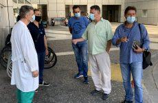 Υποστελεχωμένο το Νοσοκομείο Βόλου παρά τα κρούσματα κορωναϊού
