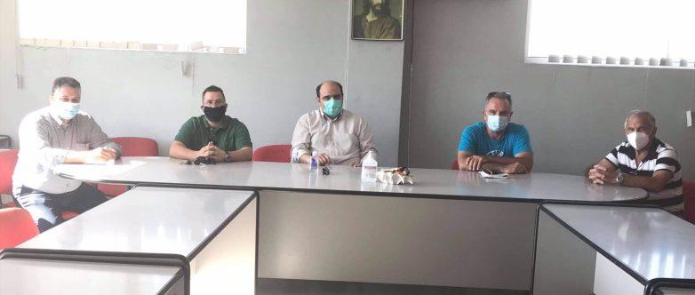 Χρ. Τριαντόπουλος: Στήριξη αγροτών μετά τα ακραία καιρικά φαινόμενα
