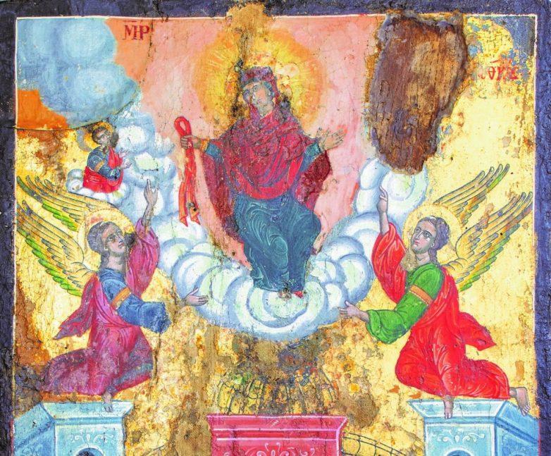 Η Απόδοση της Κοιμήσεως της Θεοτόκου στην Μητρόπολη Δημητριάδος