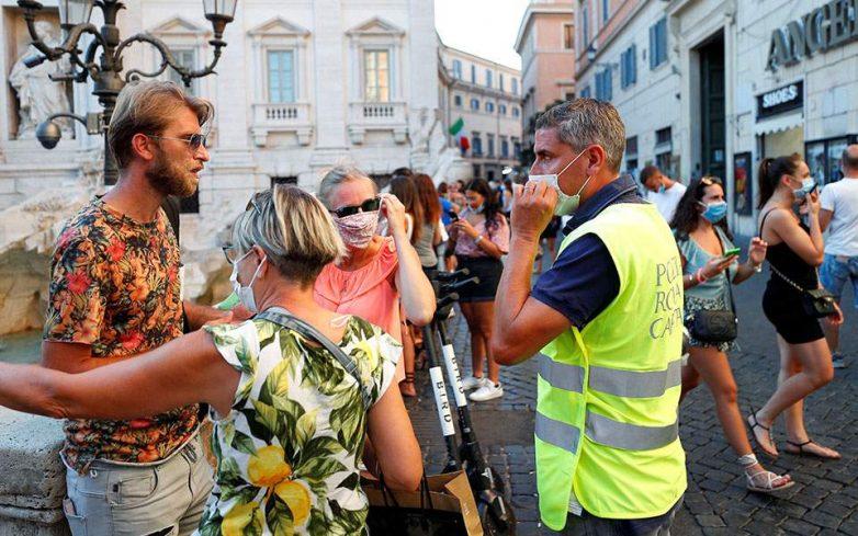 Ιταλία: 845 κρούσματα