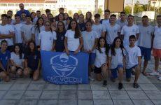 Είκοσι μετάλλια για την κολύμβηση της Νίκης Βόλου στο ενοποιημένο πανελλήνιο πρωτάθλημα
