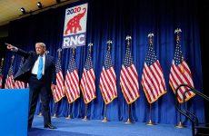 Πήρε το χρίσμα, αναζητεί ψήφους ο Ντ. Τραμπ