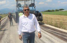 Στοχευμένες παρεμβάσεις για τη βελτίωση της οδικής ασφάλειας  στην ε.ο. Λάρισας- Βόλου
