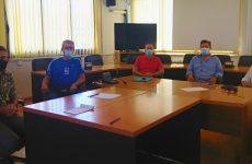 Συνάντηση ΝΤ ΑΔΕΔΥ Μαγνησίας- Συλλόγου Εργαζομένων Περιφέρειας Θεσσαλίας