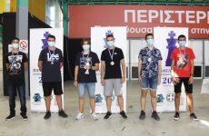 Πρωταθλητής Ελλάδας στο μαθητικό σκάκι ο βολιώτης Κων/νος Τσαρσιταλίδης