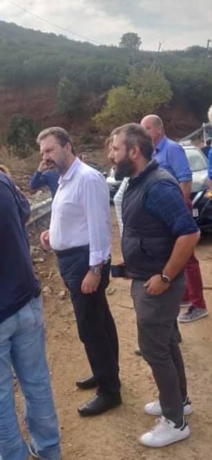 Αλ. Μεϊκόπουλος: «Κρίσιμη και καθοριστική η ταχύτητα στην καταγραφή των ζημιών στις αγροτικές καλλιέργειες του Αλμυρού»