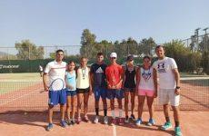Πρώτες θέσεις για τους αθλητές του Ομίλου Αντισφαίρισης Μαγνησίας στο 4ο Ε1 Πανελλαδικό Πρωτάθλημα