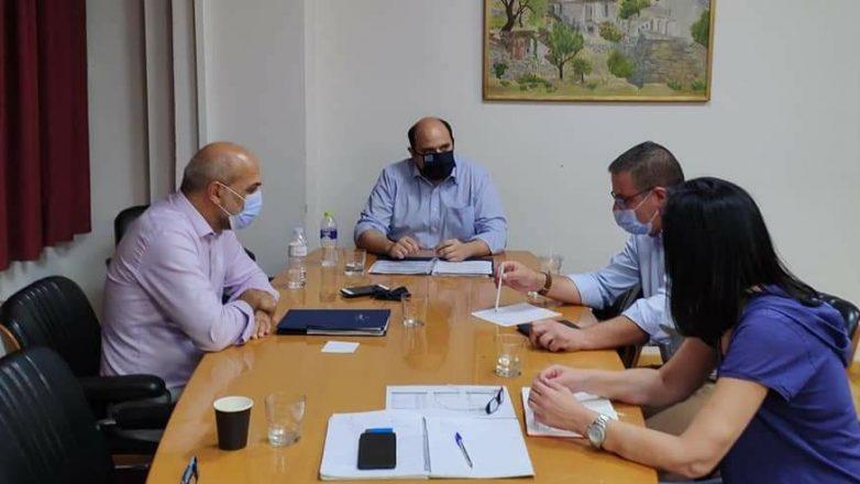 Χρ. Τριαντόπουλος: Επίσκεψη σε πλημμυροπαθείς δήμους και συνεργασία με τους τοπικούς φορείς για τα μέτρα στήριξης