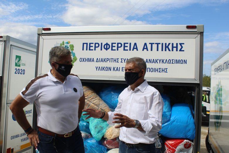 Αποστολή αγάπης και αλληλεγγύης στους πλημμυροπαθείς της Καρδίτσας