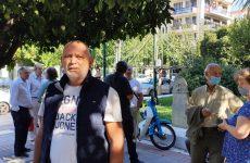 Αθώος ο αγροτοσυνδικαλιστής Νίκος Αγγελής