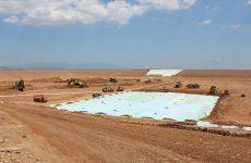 Σε 6 μήνες ολοκληρώνεται η λιμνοδεξαμενή Ξηριά στον Αλμυρό