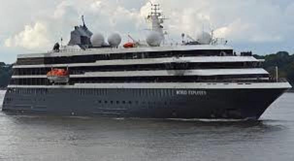 Με 26 επιβάτες το πρώτο κρουαζιερόπλοιο στο Βόλο