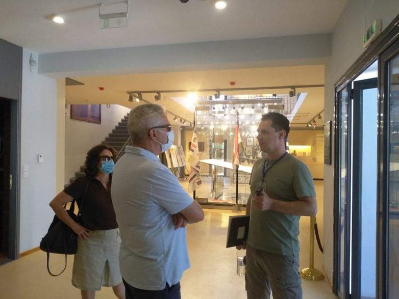 Αύξηση επισκεπτών στον Εκθεσιακό χώρο «Ρήγας Βελεστινλής»