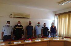 Συνεδρίασε εκτάκτως το Συντονιστικό Όργανο Πολιτικής Προστασίας Δήμου Ρήγα Φεραίου