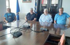 Στο Δημαρχείο Ζαγοράς – Μουρεσίου ο συντονιστής Αποκεντρωμένης Διοίκησης Θεσσαλίας -Στερεάς Ελλάδας