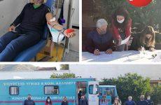 ΕΨΑ: Εθελοντική Αιμοδοσία, «Προσφέρουμε αίμα, σώζουμε ζωές»