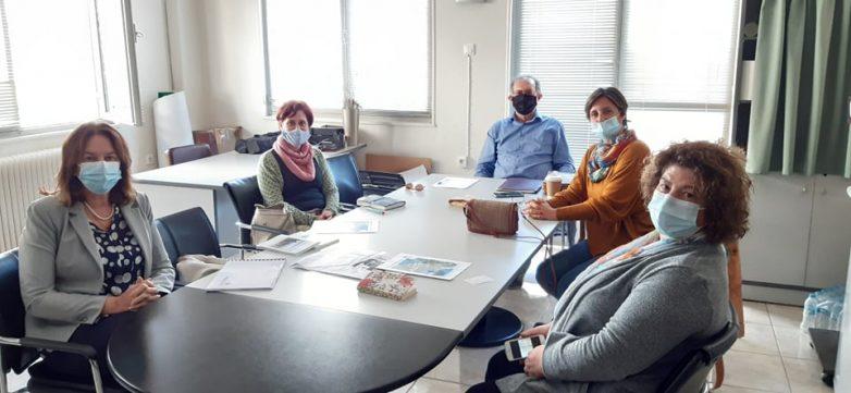 Συνάντηση Κ. Παπανάτσιου με τον Σύλλογο Ιδιοκτητών Ενοικιαζόμενων Δωματίων και Ξενώνων Μαγνησίας