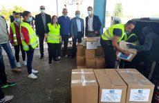 Συγκινητική ανταπόκριση και τεράστια προσφορά των οργανώσεων της ΝΔ στους πληγέντες της Καρδίτσας