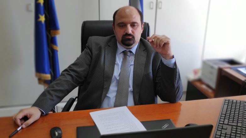 Χρ. Τριαντόπουλος: Ενίσχυση της ρευστότητας των επιχειρήσεων της Μαγνησίας
