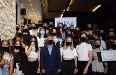 Μαθητές σχολείων της Θεσσαλίας «συστήνουν» τα έργα του ΕΣΠΑ
