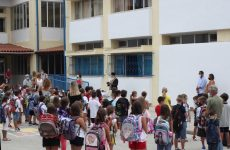 Δήμαρχος Σκιάθου προς μαθητές : να παραμείνουμε ασφαλείς