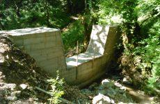Δασική Υπηρεσία Καρδίτσας: πλούσιο έργο στη διευθέτηση των ορεινών υδάτων