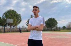 Στη Νίκη Βόλου ο κύπριος αθλητής Γρηγόρης Αριστοδήμου