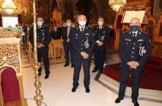 Τον προστάτη της Αγ. Αρτέμιο τίμησεη Αστυνομία