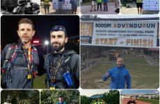 Τερματισμοί στο Rodopi Ultra Trail 109 miles για τους δρομείς του ΣΔΥ Βόλου