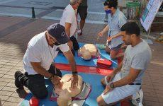 """Στην """"Ημέρα Επανεκκίνησης Καρδιάς"""" η Ε.Ο.Δ Μαγνησίας"""