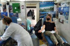 Εθελοντική αιμοδοσία στη ΔΑΜ