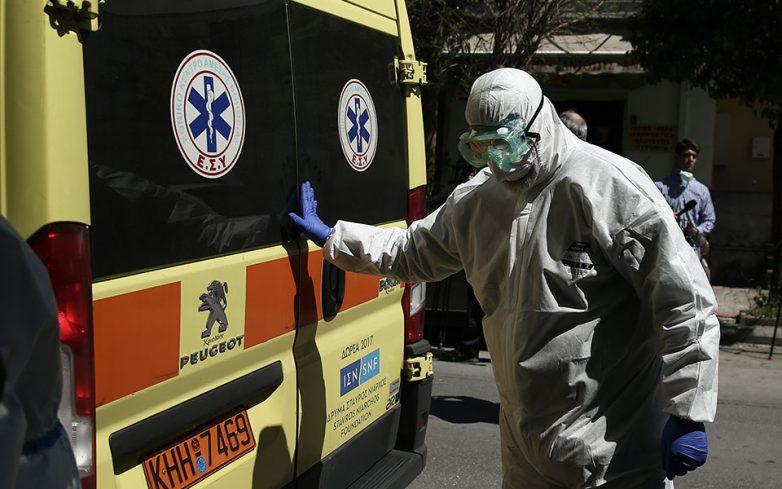 Κορωνοϊός: 2.801 νέα κρούσματα, 75 θάνατοι, 781 διασωληνωμένοι