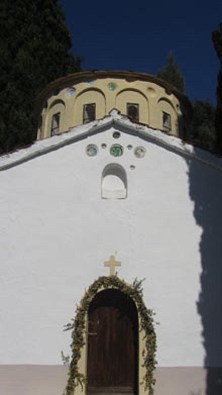 Η Περιφέρεια Θεσσαλίας αποκαθιστά την Ι.Μ. Παναγίας Κεχριάς στη Σκιάθο
