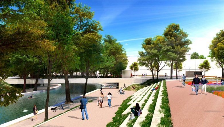 Στο ΕΣΠΑ Θεσσαλίας 2014 -2020 η ανάπλαση της παρόχθιας ζώνης του Ληθαίου ποταμού στα Τρίκαλα