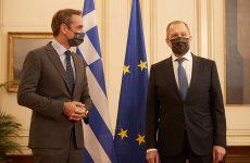 Κυρ. Μητσοτάκης: Διεθνής ταραξίας με θρησκευτικό μανδύα η Άγκυρα