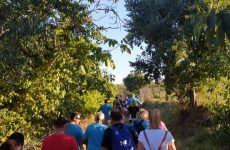 Άθληση -μάθηση στην 15η πεζοπορία του ΚΕΠ Υγείας Δήμου Ρήγα Φεραίου