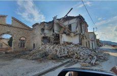 Σφοδρός σεισμός 6,7 Ρίχτερ προκάλεσε ζημιές στη Σάμο