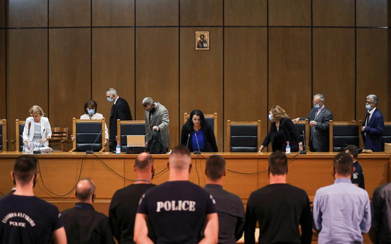 Δίκη Χρυσής Αυγής: Άλλαξε η πρόταση της Εισαγγελέως για τα ελαφρυντικά