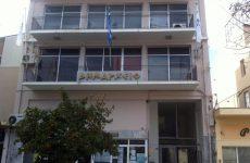Κλειστό για απολύμανση λόγω κρούσματος το Δημαρχείο Ρήγα Φεραίου