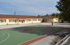 Παραδόθηκε το 2ο από τα τρία γήπεδα μπάσκετ Δήμου Ρήγα Φεραίου