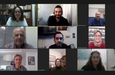 Τηλεδιάσκεψη της Κ. Παπανάτσιου με το νέο ΔΣ της ΟΕΒΕ Μαγνησίας