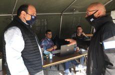 Χρ. Τριαντόπουλος: Στη σεισμόπληκτη Σάμο για τα μέτρα στήριξης