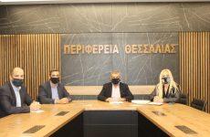 Δύο νέες συμβάσεις για έργα στην Π.Ε. Μαγνησίας και Σποράδων