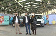 Κ. Αγοραστός:Νέα «Drive through testings» για τον κορωναϊό