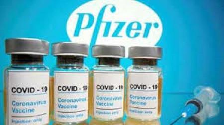 Εμβόλιο κατά του COVID-19 ανακοίνωσε η Pfizer Inc