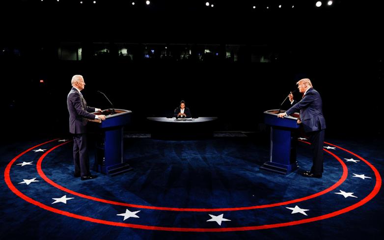 Μπάιντεν ή Τραμπ;