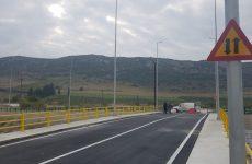 Εγκαινιάστηκε η νέα γέφυρα στον Ξηριά